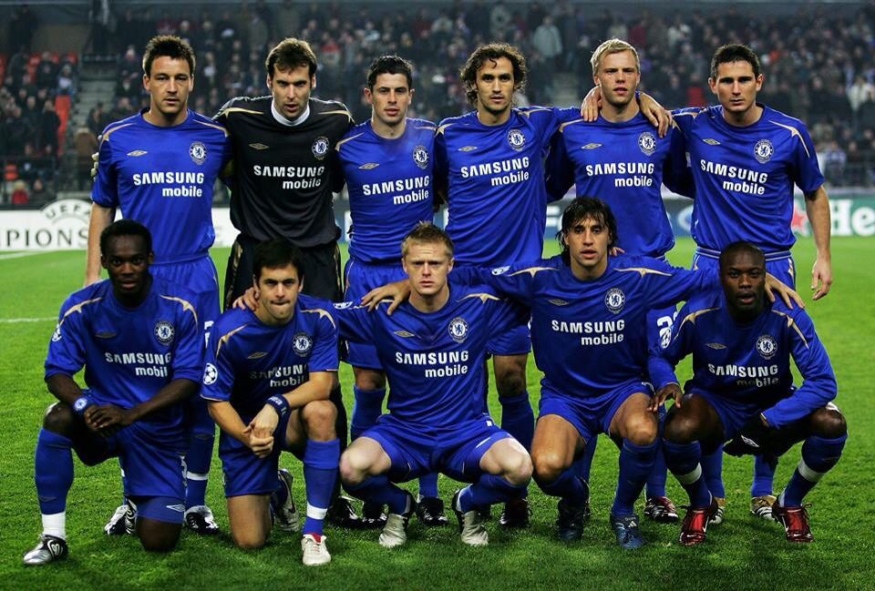 Image result for chelsea 05/06