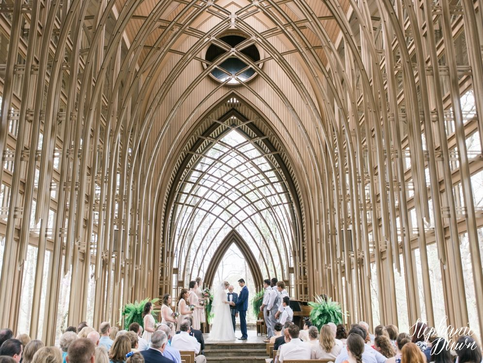 Mildred B Cooper Annika And David Arkansas Wedding Tennessee Wedding Venues Chapel In The Woods
