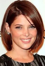 Short Hairstyle For Diamond Shaped Face And Long Neck Chin Length Hair Oval Face Hairstyles Hair Styles