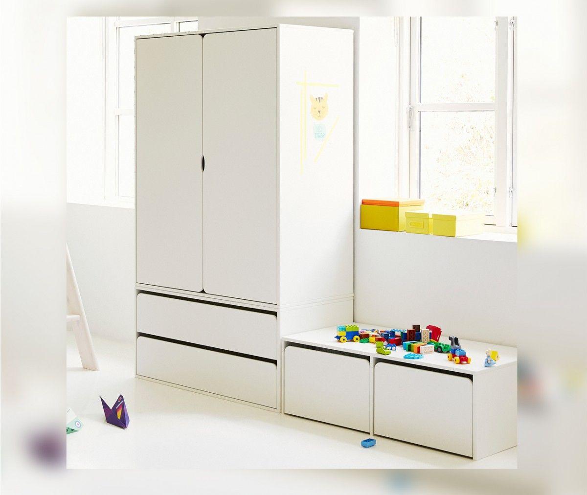 Kleiderschrank Cabby Kinderzimmer Baby/Kinder Online