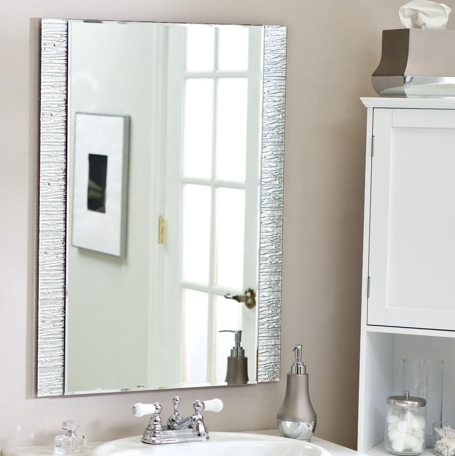 25 Best Bathroom Mirror Ideas For a Small Bathroom