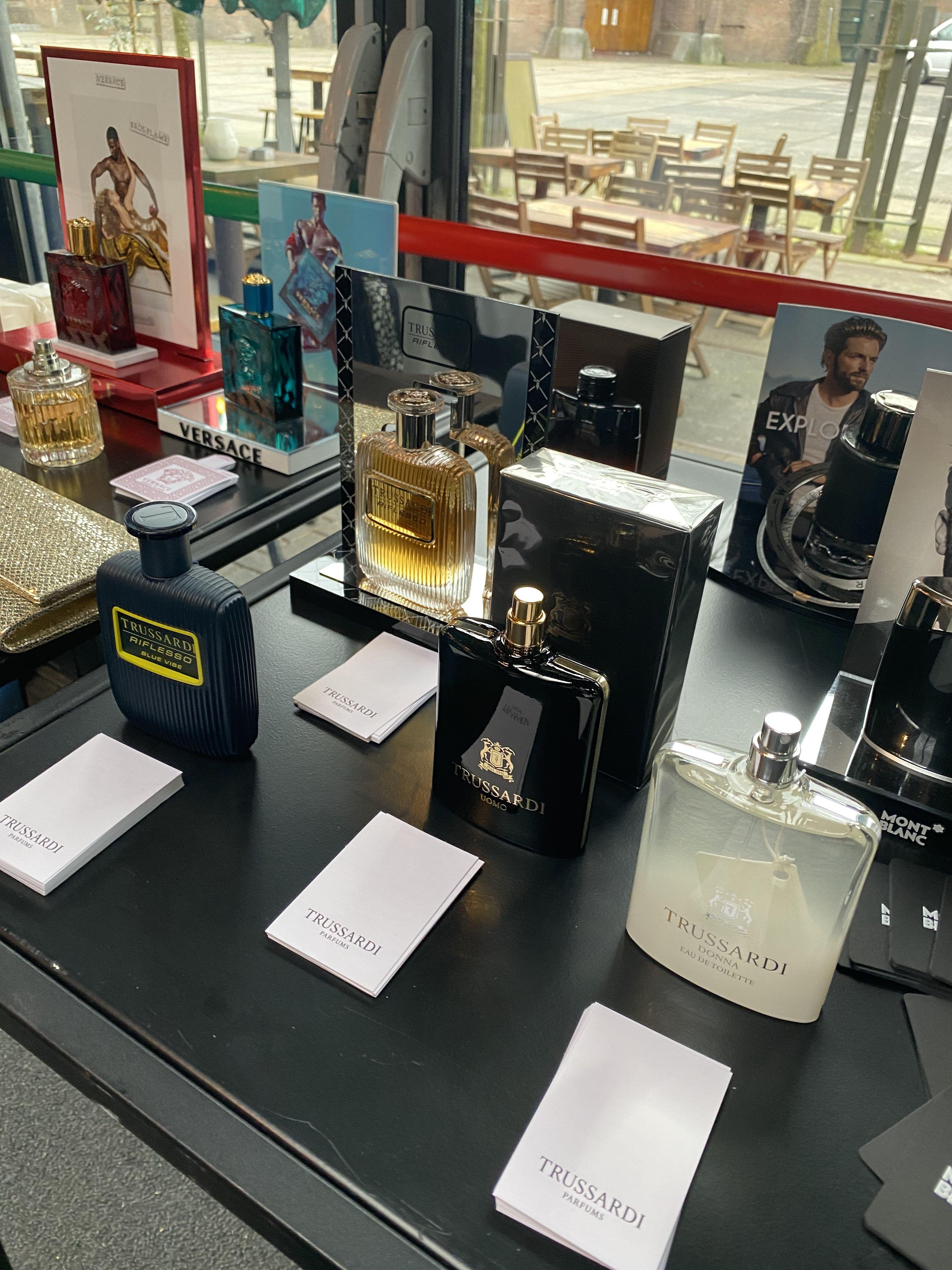 #trussardi #trussardiperfume #perfume #parfum #beautyblogger