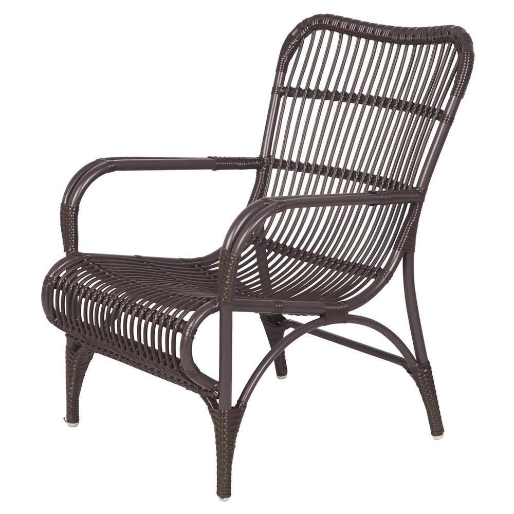 Finlay U0026 Smith Tahiti Lounge Chair   Chocolate If You Keep The 2 X Chairs  On The Main Deck Then Of These Outside The Downstairs Room Would Work Well