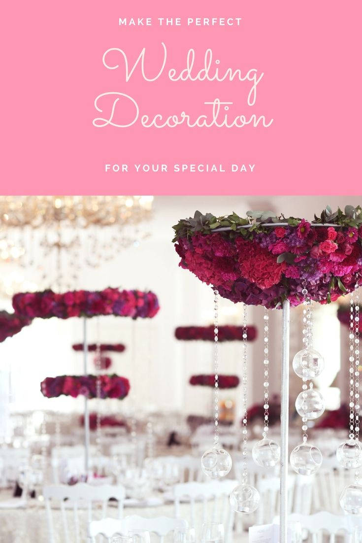 Unique Wedding Decor Ideas Album - Excellent And Good Value Wedding ...
