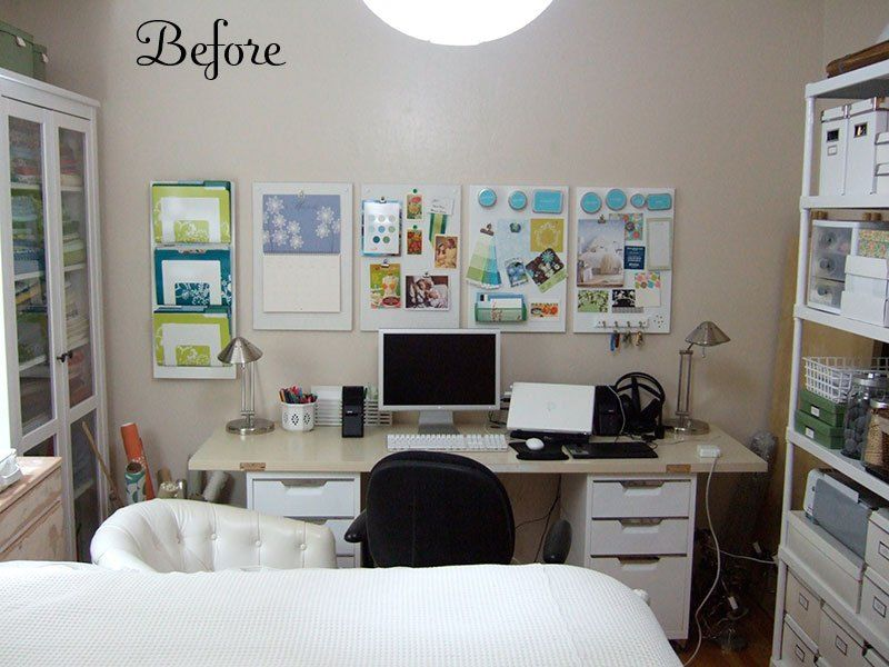 Home Office In Bedroom images