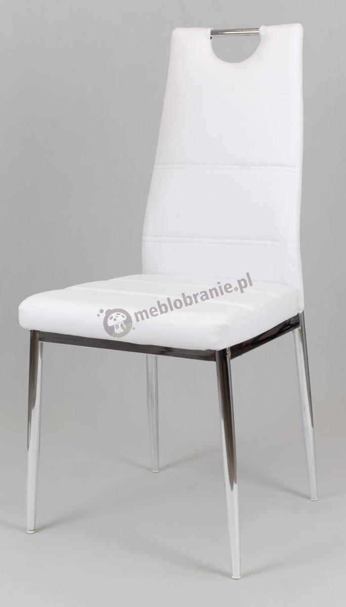 Unikalne krzesła drewniane do jadalni allegro | krzesła kuchenne czarno PF63