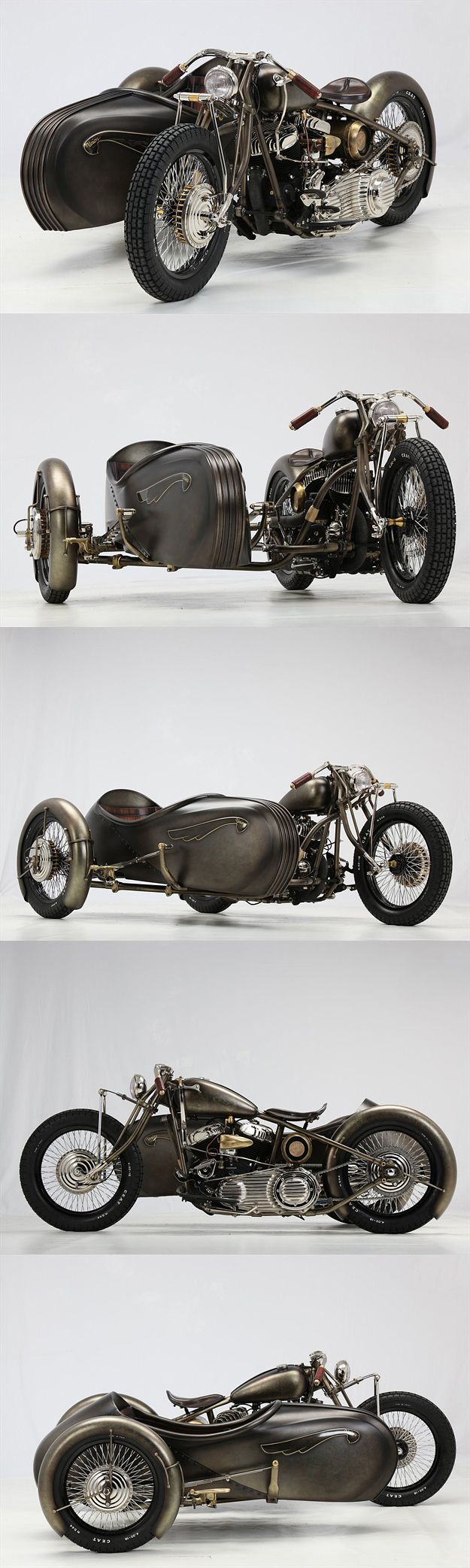 Best 25+ Sidecar ideas on Pinterest | Motorcycle with sidecar ...