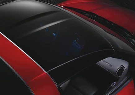 Genuine Gm 12499572 Removable Roof Panel Roof Panels Paneling Roof