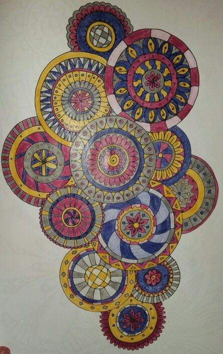 Really Relaxing Colouring Book 8 - Indian Summer  Relaxing