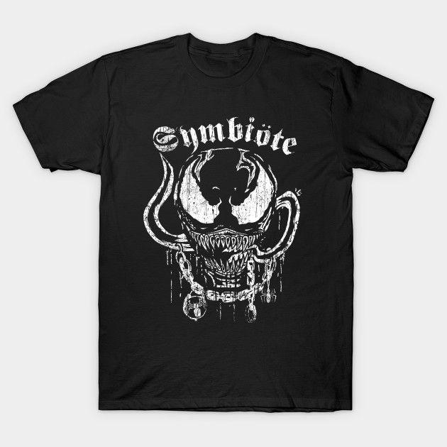 VENOMHEAD - Venom T-Shirt by illproxy - The Shirt