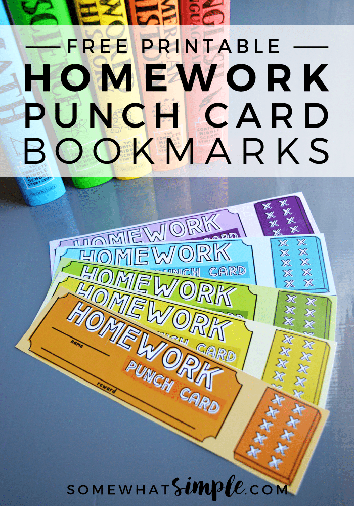 photo relating to Free Printable Punch Cards named Totally free Printable Research Punch Card Bookmarks No cost