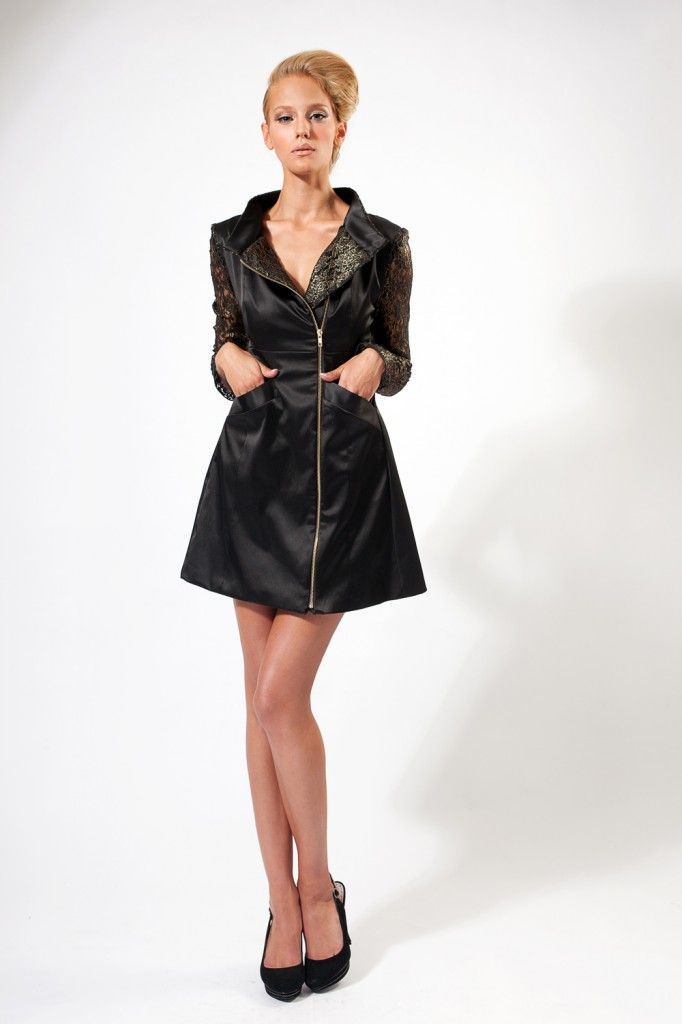 Jacket With Dress - My Jacket