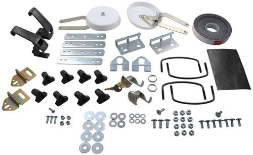 Sportrack Replacement Hardware Kit For Explorer And Skyline Xl Roof Mounted Cargo Boxes Sportrack Ac Roof Kit Mounting