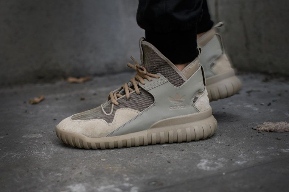 Adidas Tubular X Circular Brown