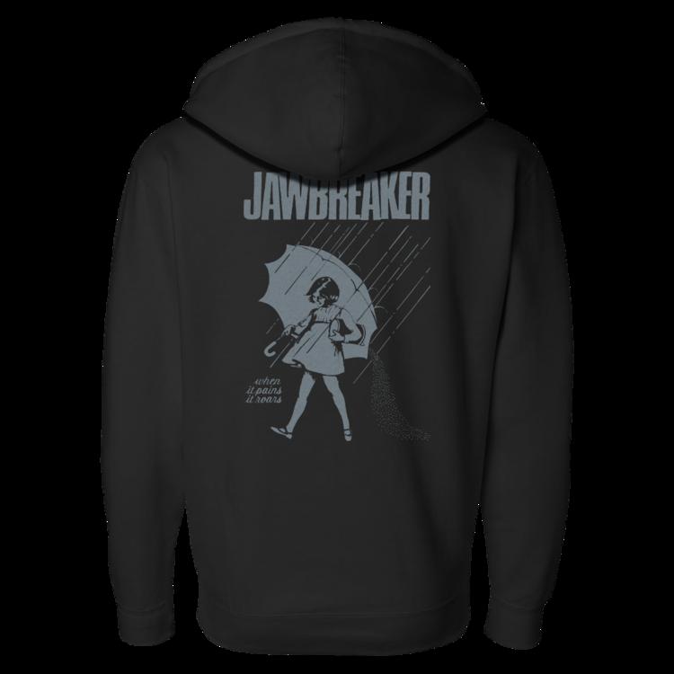 Salt Girl ZipUp Hoodie — JAWBREAKER Hoodies, Hoodie