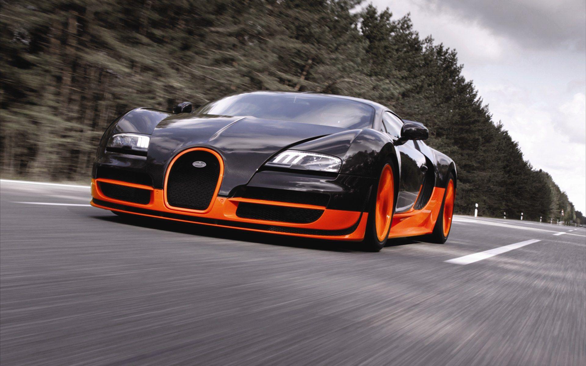 The Bugatti Veyron Still The World S Fastest Car With New Launced 2011 Bugatti Veyron 16 4 Super Sp With Images Bugatti Veyron Super Sport Bugatti Cars Bugatti Super Sport