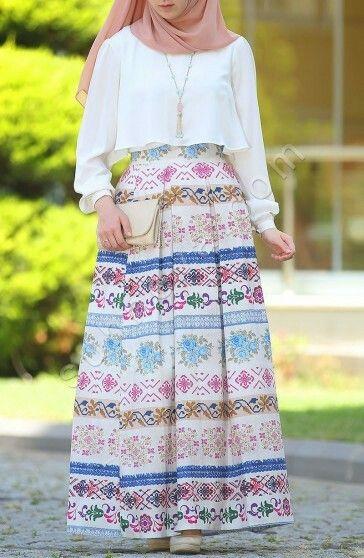 modest Islamic dress