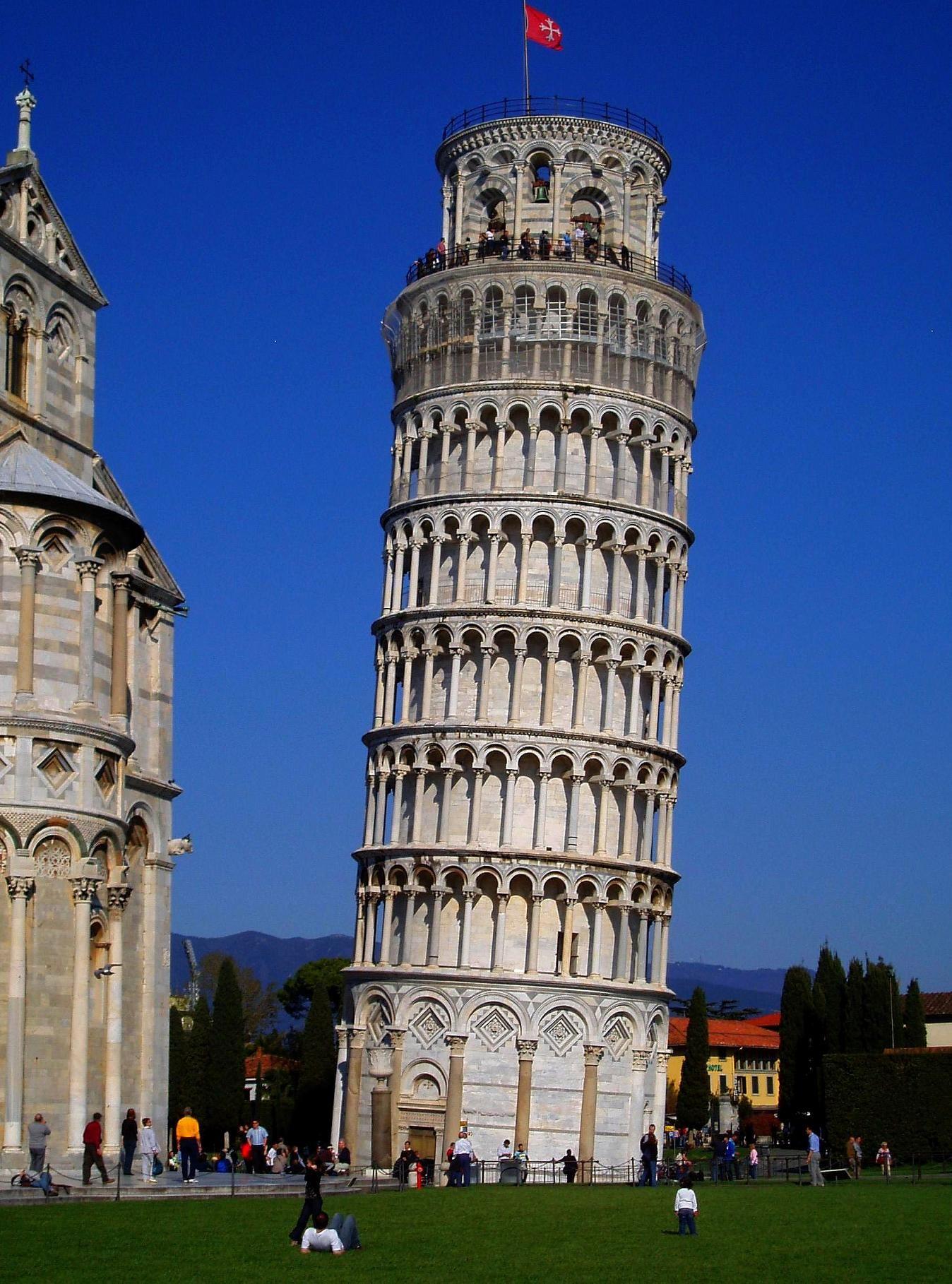 Torre Pendente Di Pisa Torre Di Pisa Leaning Tower Of