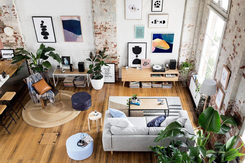 INDUSTRIAL DREAM decoración, ideas para la casa, On top - Macarena ...