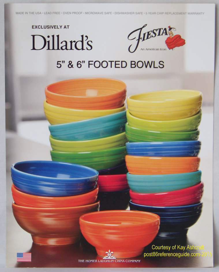 Dillard S Fiesta Table Fiestaware Fiesta Ware Dishes