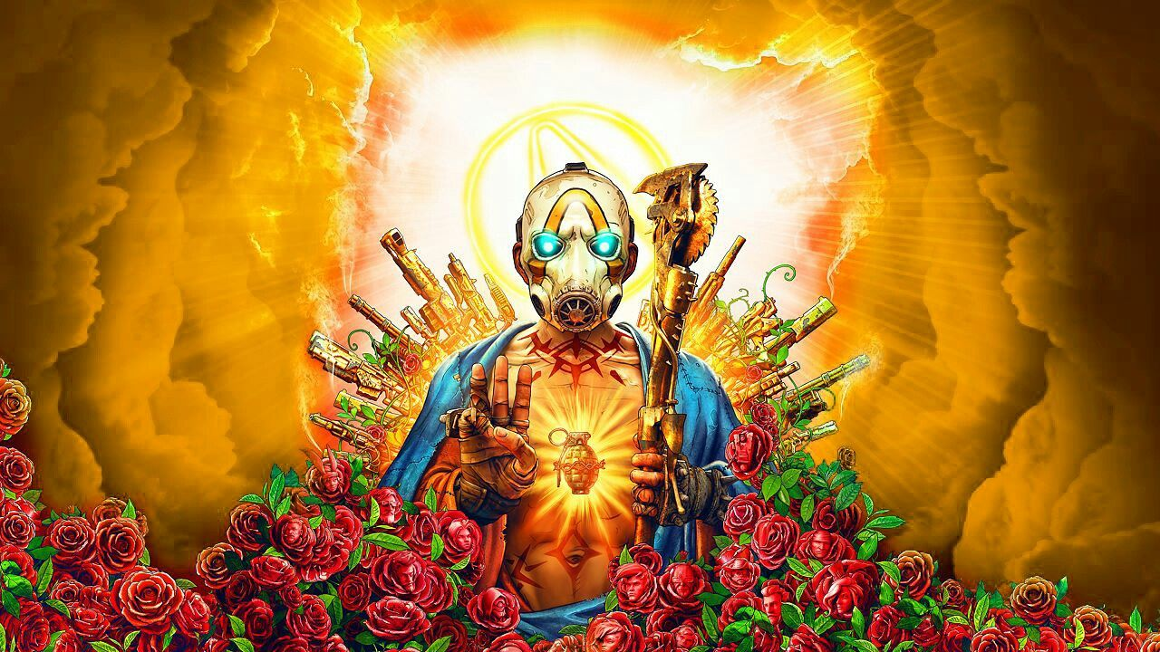 Borderlands 3 Wallpaper Borderlands Art Borderlands