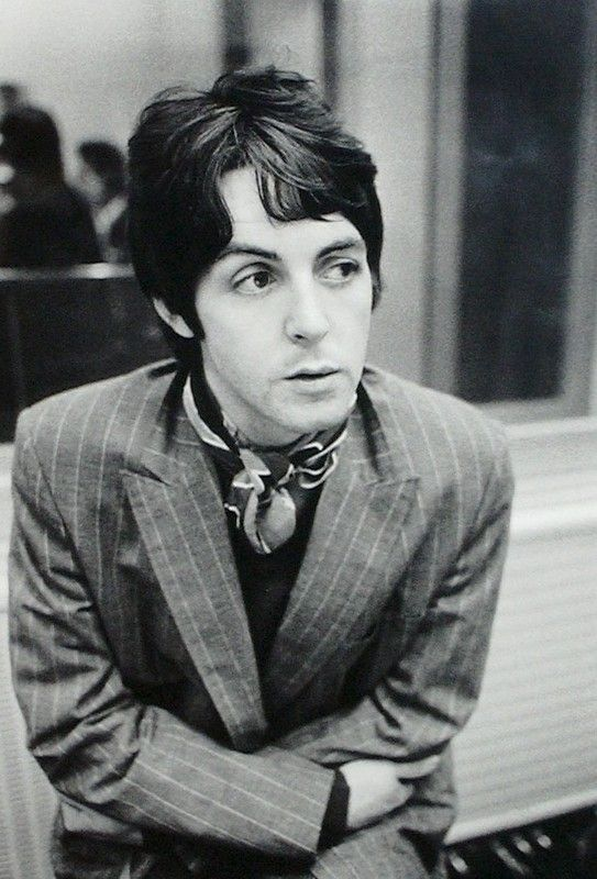 I Used To Think Anyone Doing Anything Weird Was Now Know That It Is The People Call Others Are Paul McCartney