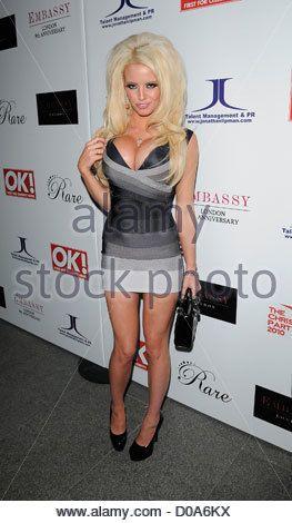 Band Babes Star Gemma Massey The OK! magazine Christmas party held ...