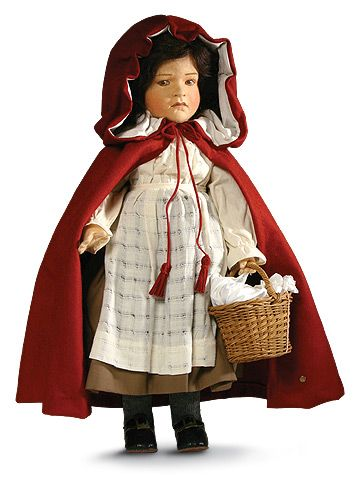 Little Red Riding Hood by R. John Wright at The Toy Shoppe