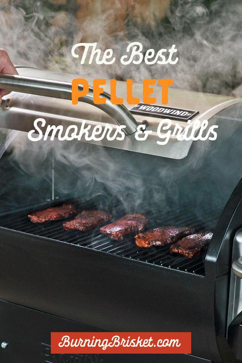 The 8 Best Pellet Smokers For 2020 Pellet Smokers Smoker Pellet