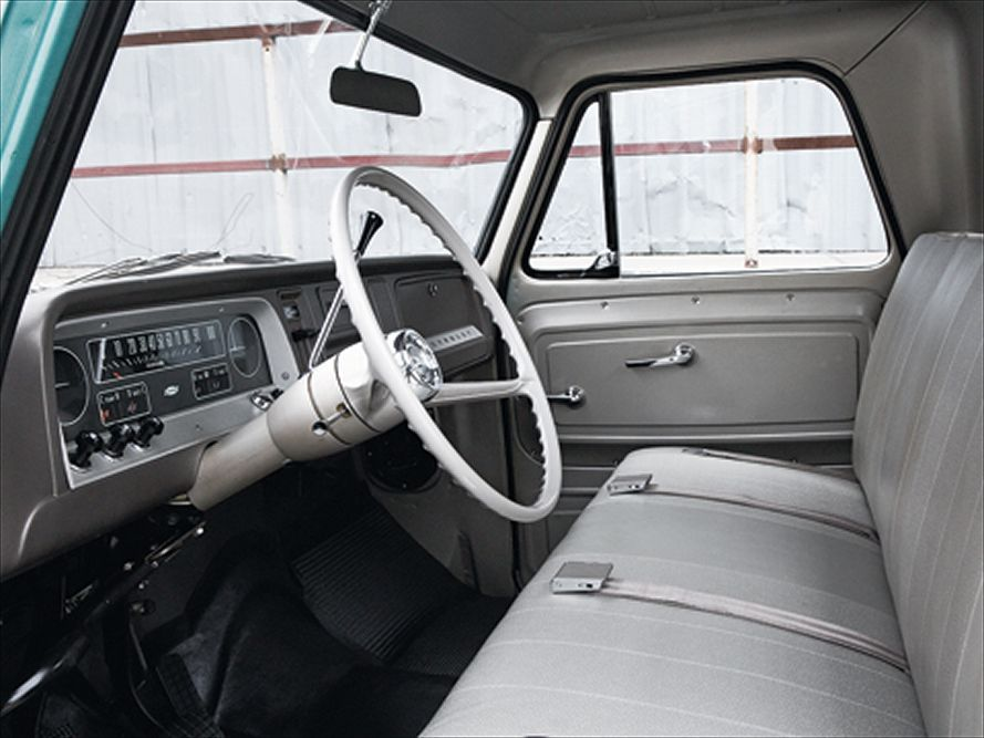 1960 1966 Chevrolet Pickup Truck Classic Chevy Truck Automobile Magazine Classic Chevy Trucks Chevrolet Pickup Chevy Trucks