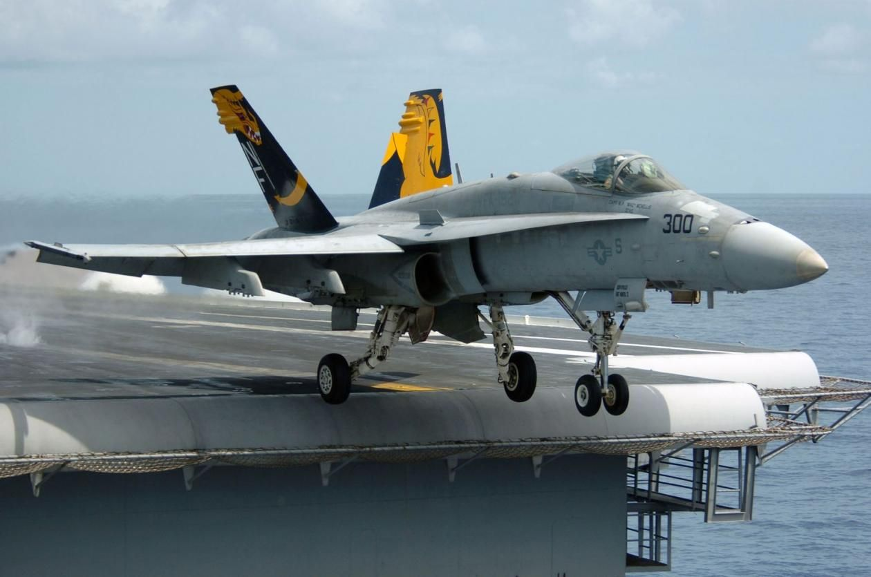 Shocking Pentagon Report Finds That Boeing Has Spent Years Building Damaged F 15s And F A 18s The National Interest Fighter Jets Aircraft Carrier Aircraft