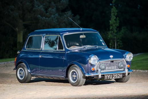 1970 Wood & Pickett Mini Cooper S Mk II