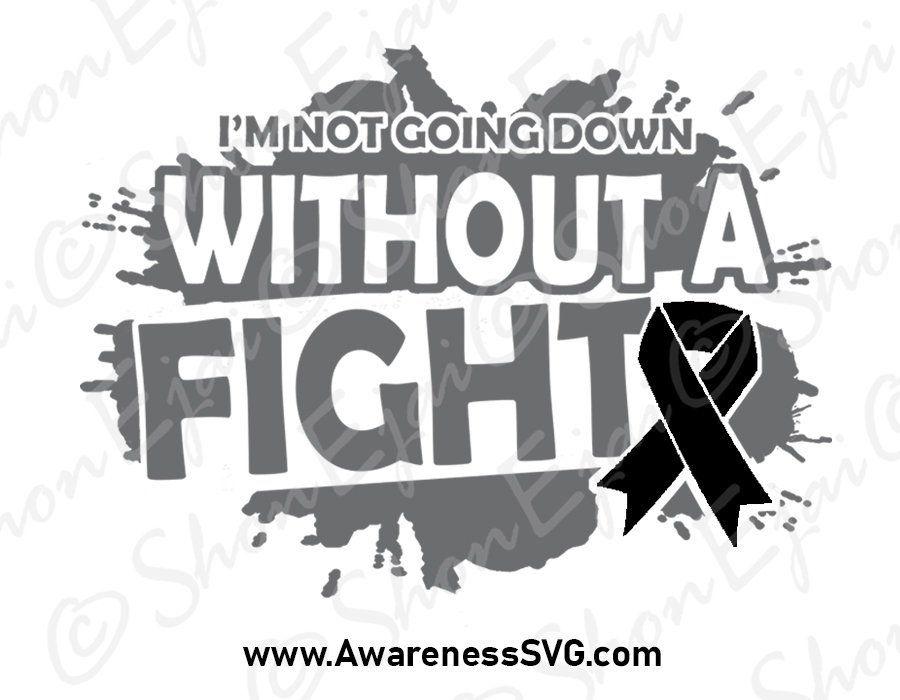 d3a213d405d Skin Cancer Svg, Melanoma Svg, Black, Cancer Svg, Cancer Ribbon Svg ...