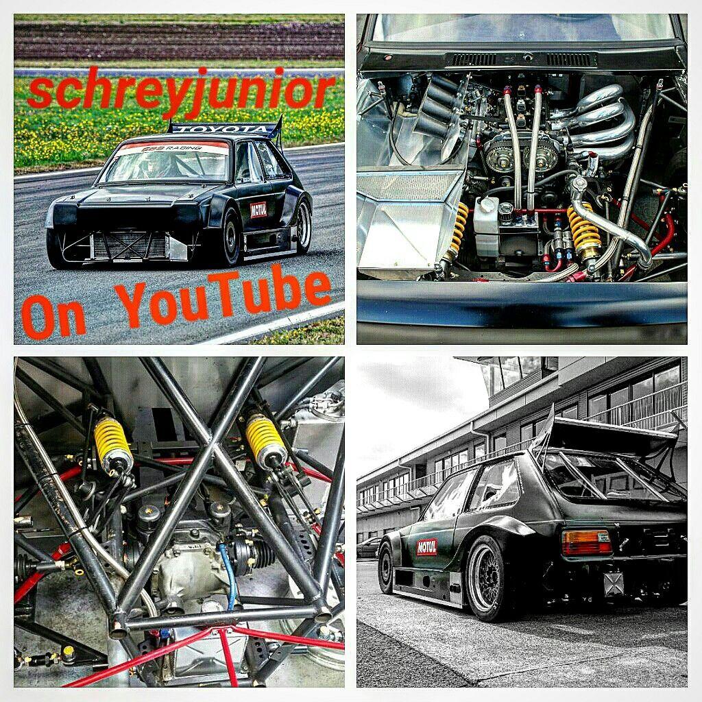 toyota kp60 kp61 starlet race racecar beams racing 3sge 3s n
