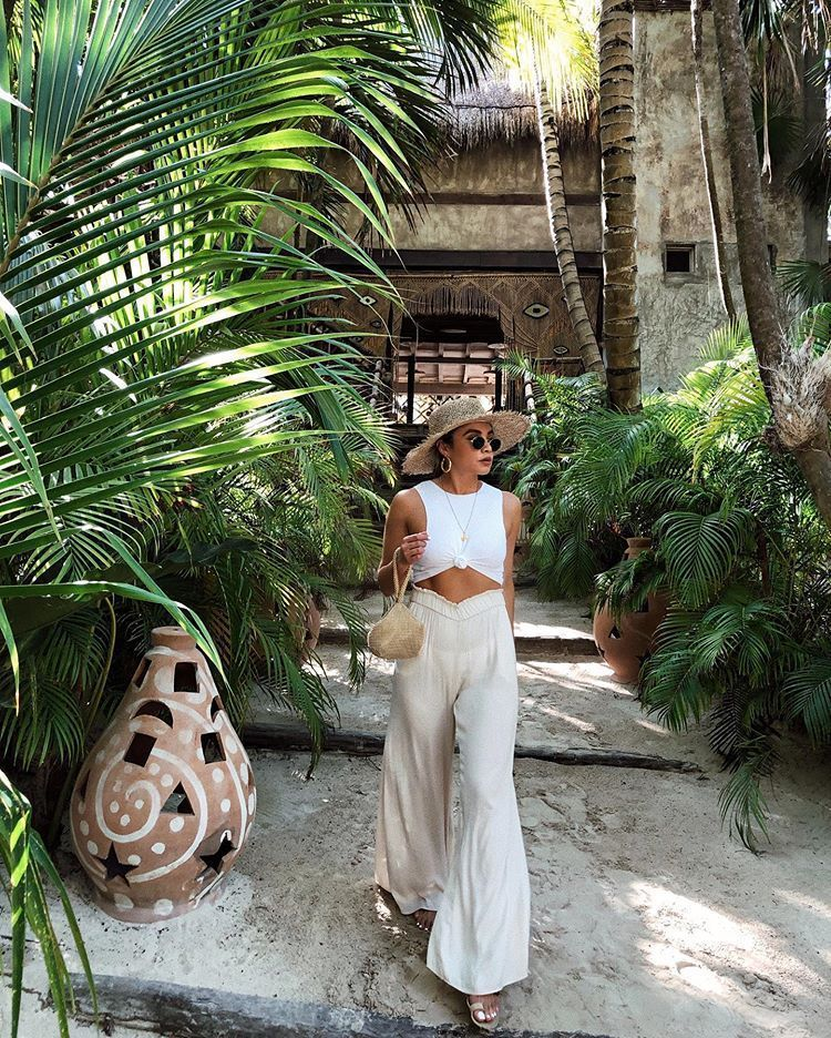 Tropic like it's hot 🌴 #tulum #vacation #junglevibes #valeriestarstyle #ootd    Source by fouxdro #Vacation outfits