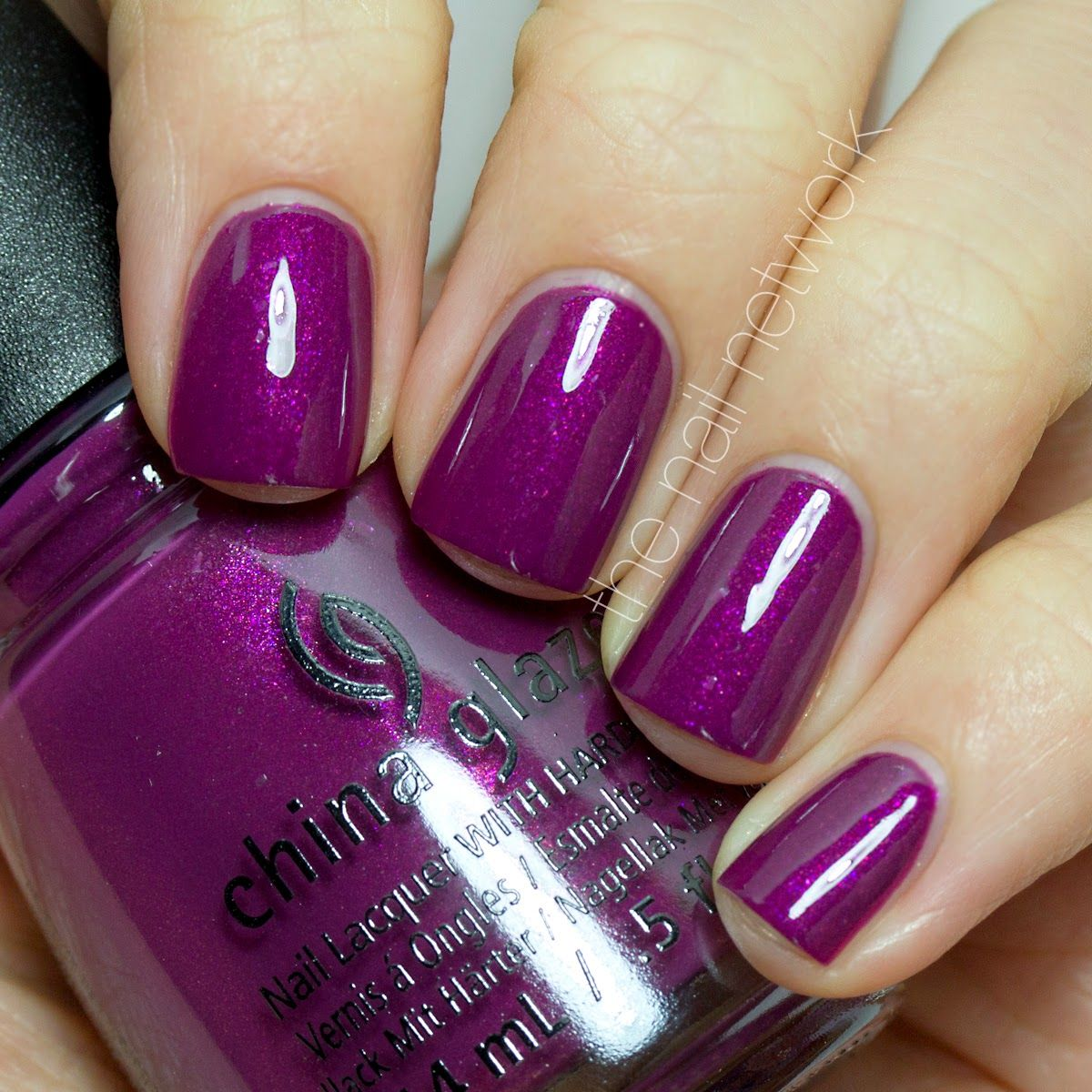 The Nail Network: China Glaze - nice caboose | Nails-LOVE-own or ...