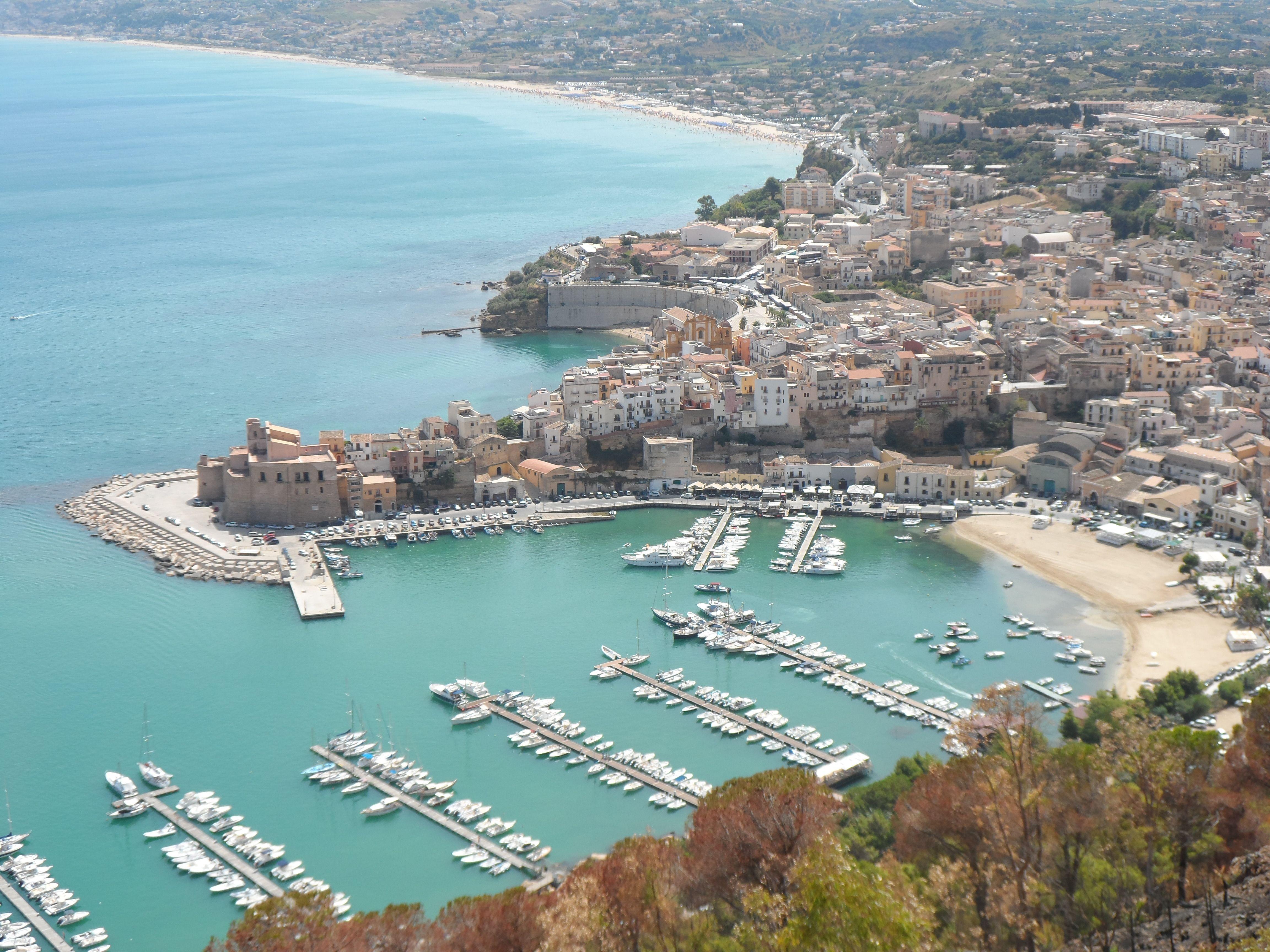 Castel la mare  - Sicilie