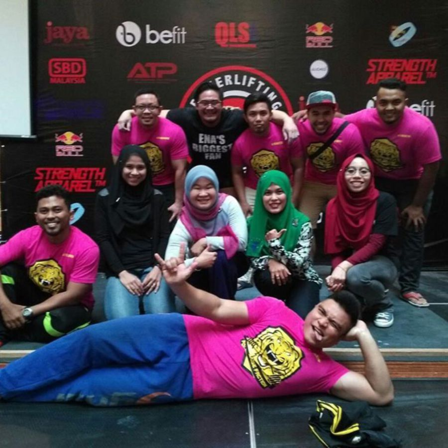 Photo of Two women powerlifters tell Nadia Badarudin how their favourite workout brought …