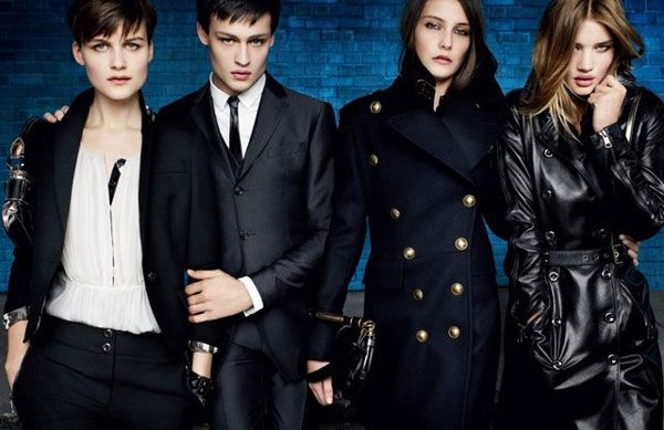 7a0680846312 Burberry Fall 2010 Campaign Preview