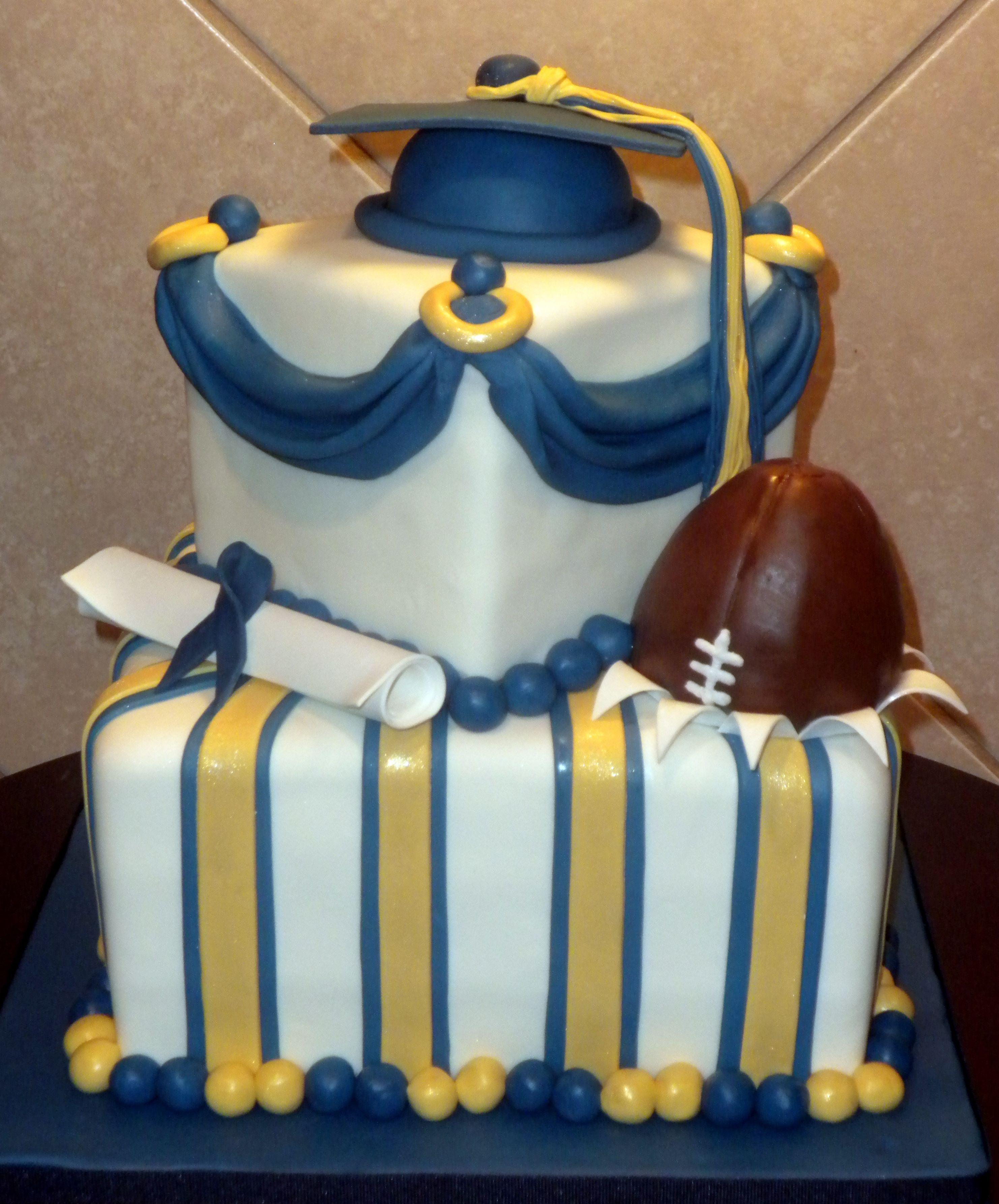 High School Graduation Cake Ideas High School Graduation ...