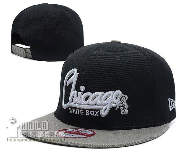 69b661e4530e Gorras Planas Baratas MLB Chicago White Sox 01KT €13.9 | Camisetas ...
