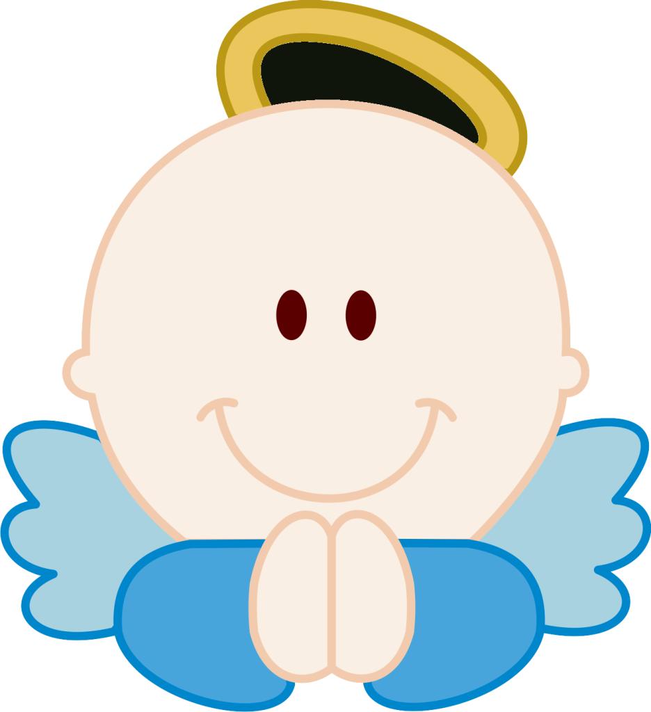 Imágenes angelitos | Invitación | Pinterest | Clipart, Ángel y Bebé