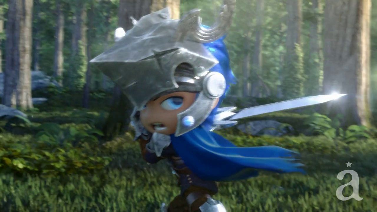 Nexon maple story2 cinematic trailer client nexon for Nexon client