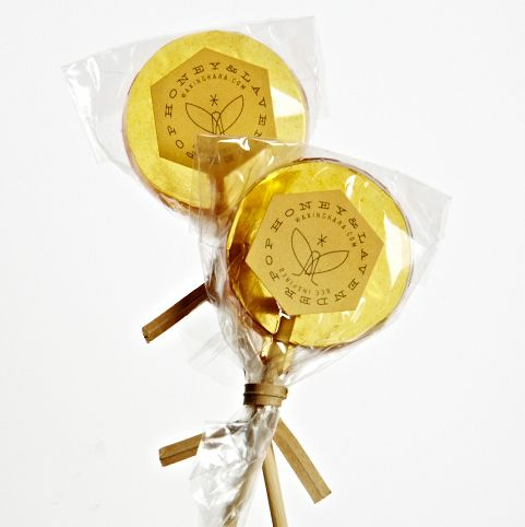 Cooking Light Magazine featured our Honey Lollipops May 14, 2013