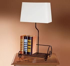40 Bookshelf Lamp This Would Be Awesome For Out Bedroom