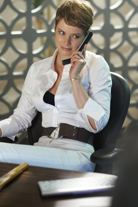 Andrea Osvárt Sexy transporter: the series - season 1 episode 1 | transporter