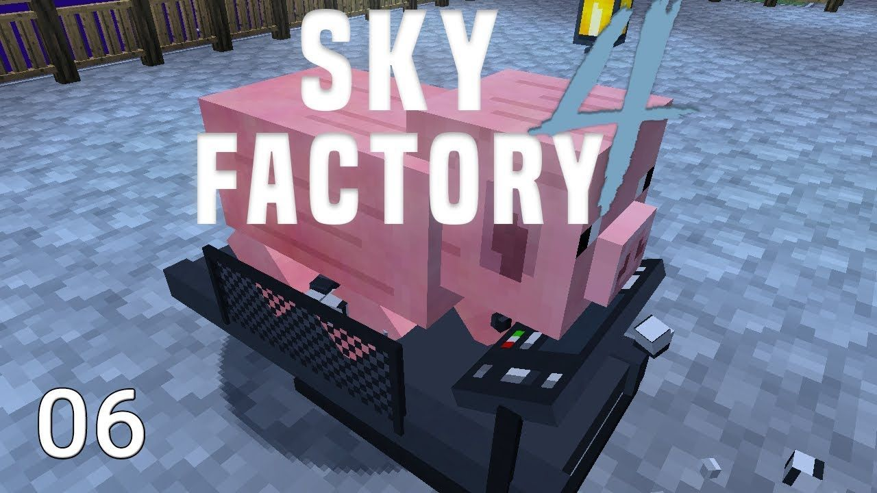 Sky Factory 4 Wireless Power Obsidian Automation | SystemCollapse