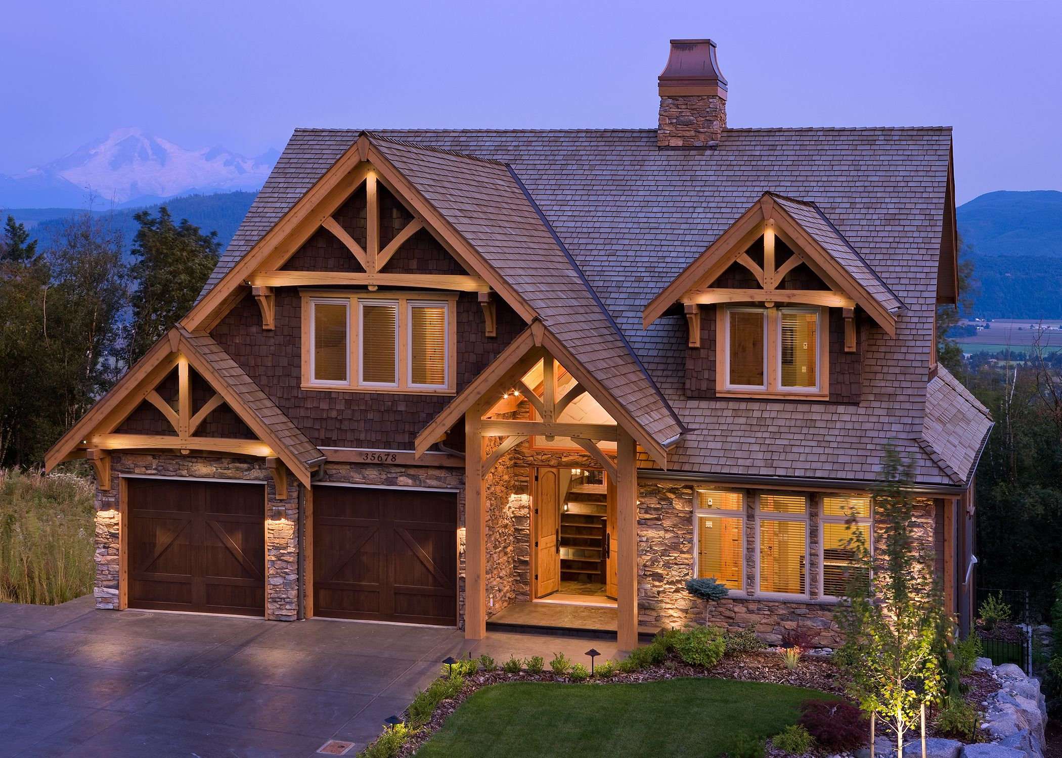 Timber House, Timber Frame Homes