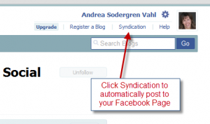 How to Import Your Blog into Facebook Using Networked Blogs