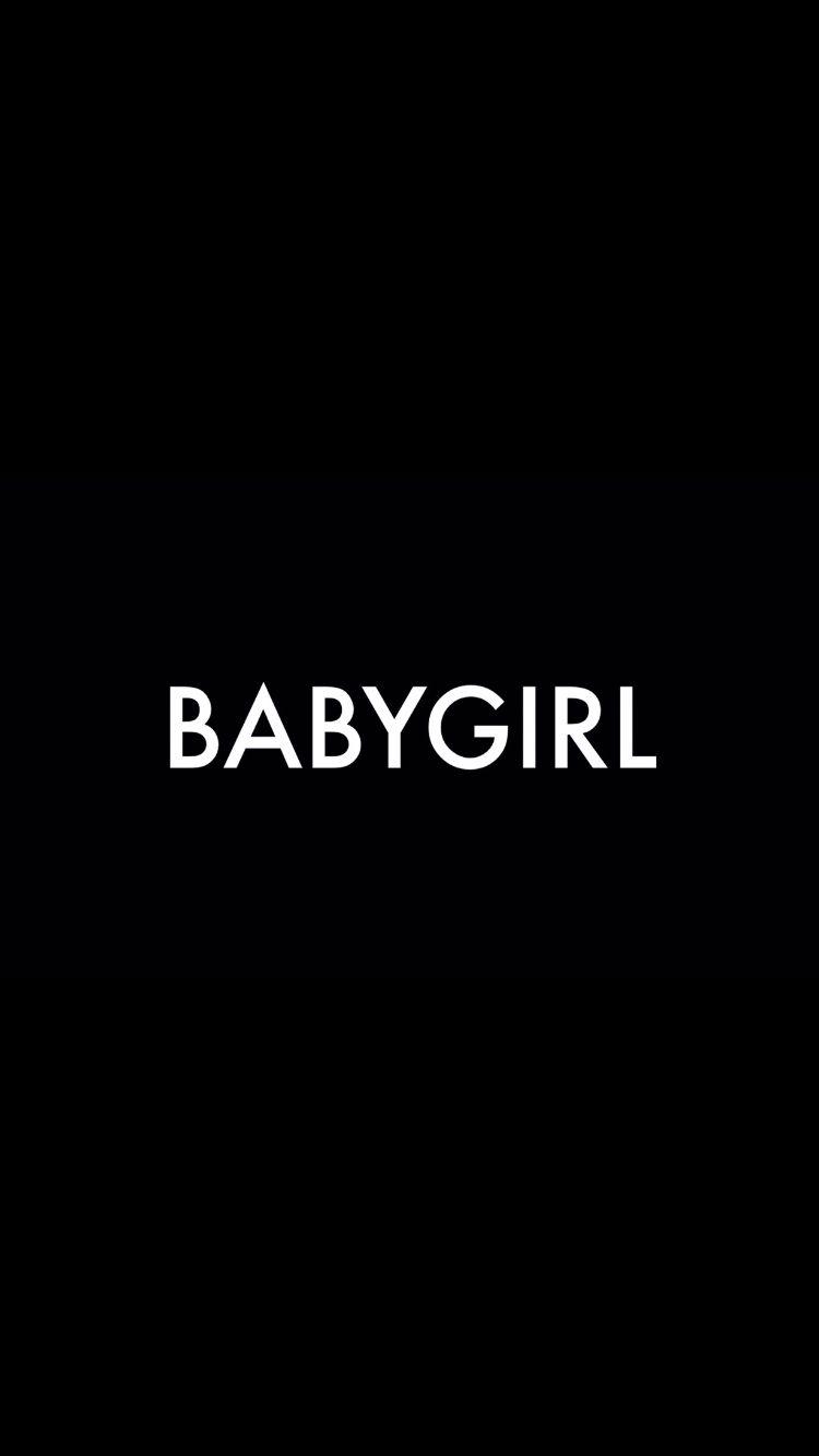 P I N T E R E ѕ T Wavyĸiara Lockscreens Baby Girl